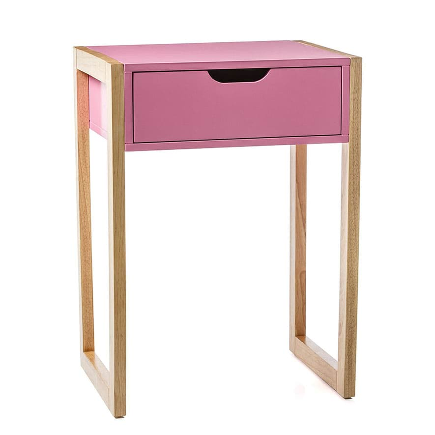 Adairs Kids Parker Side Table Pink Home Amp Gifts