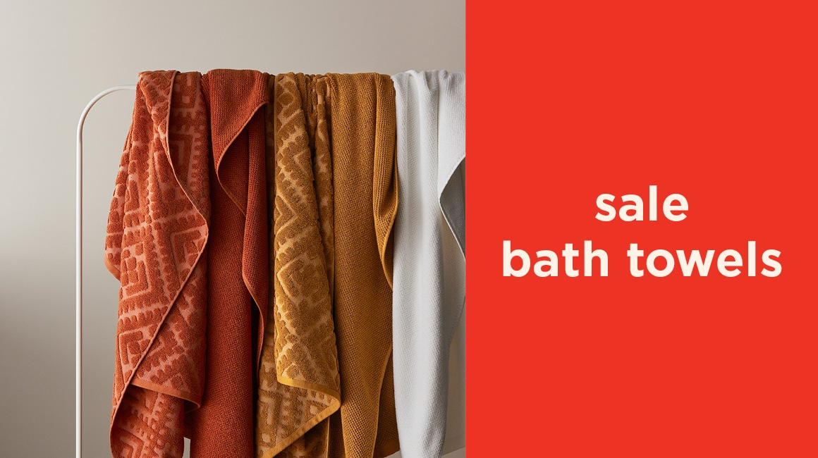 Sale Bath Towels
