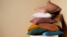 Our best-selling linen cushions