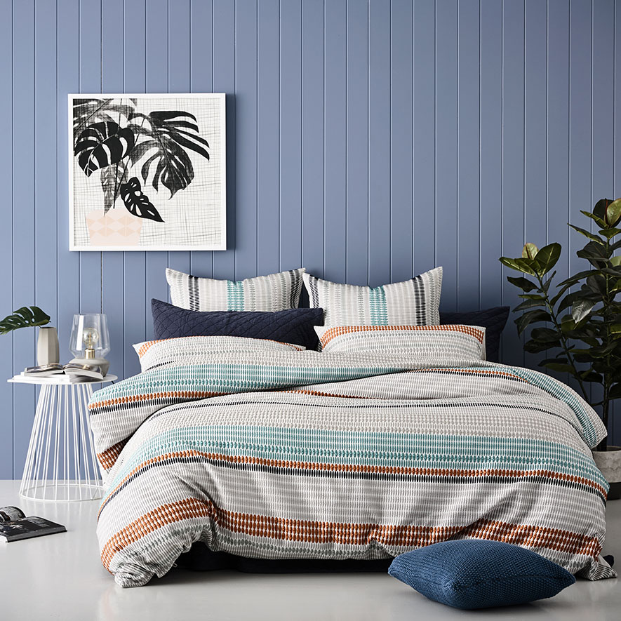 Online Bedroom: Icelandic Quilt Cover Carinval