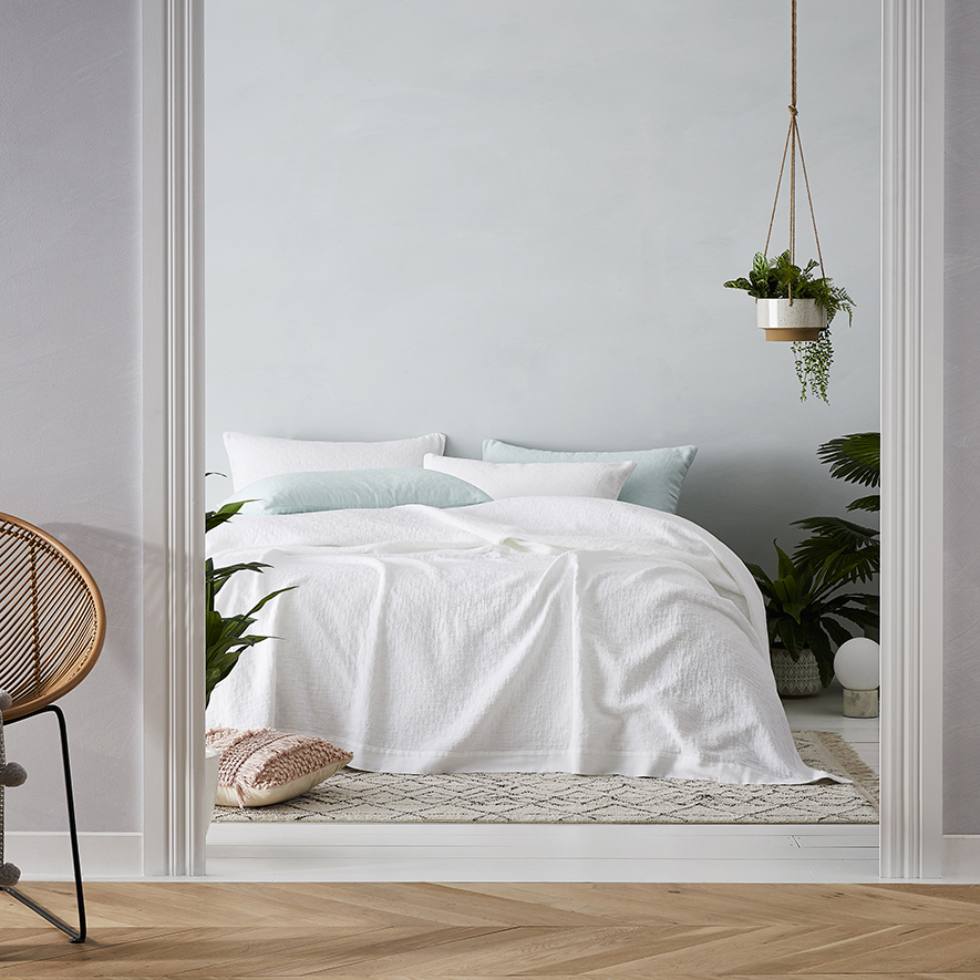 Home republic european collection madrid coverlet for European home collection