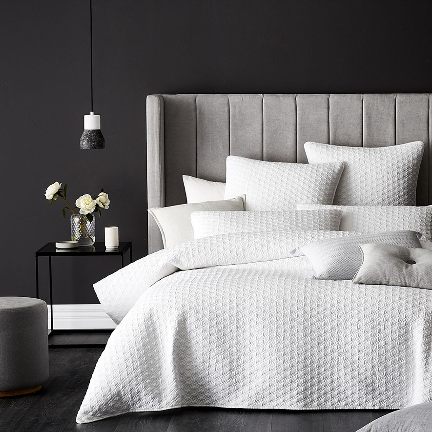 A new duvet cover set is an easy and affordable way to change up your bedroom décor. If you already have a duvet, all you need to do is browse through our large collection of down comforter covers and bed covers to find the ideal option for your bedroom.