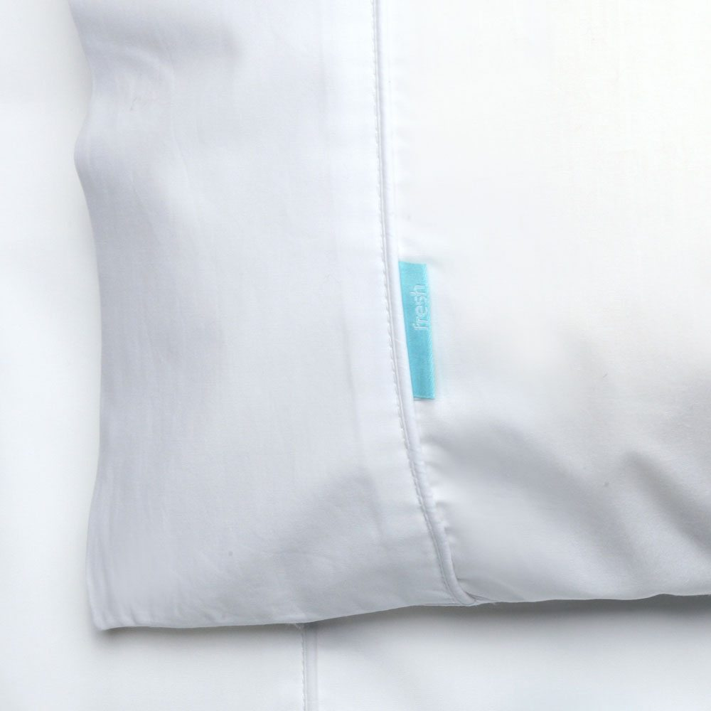 Be the first to review percale t 180 classic queen size flat sheets - Fresh By Home Republic 300tc White Sheet Separates Bedroom Sheets Adairs Online