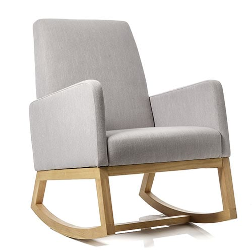 Fantastic Adairs Baby Furniture Carter Rocking Chair Silver Home Dailytribune Chair Design For Home Dailytribuneorg