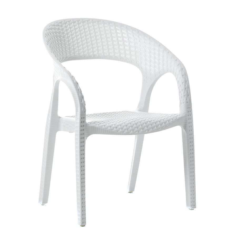 Adairs Kids   Ollie Outdoor Chair White   Home U0026 Gifts Furniture ...