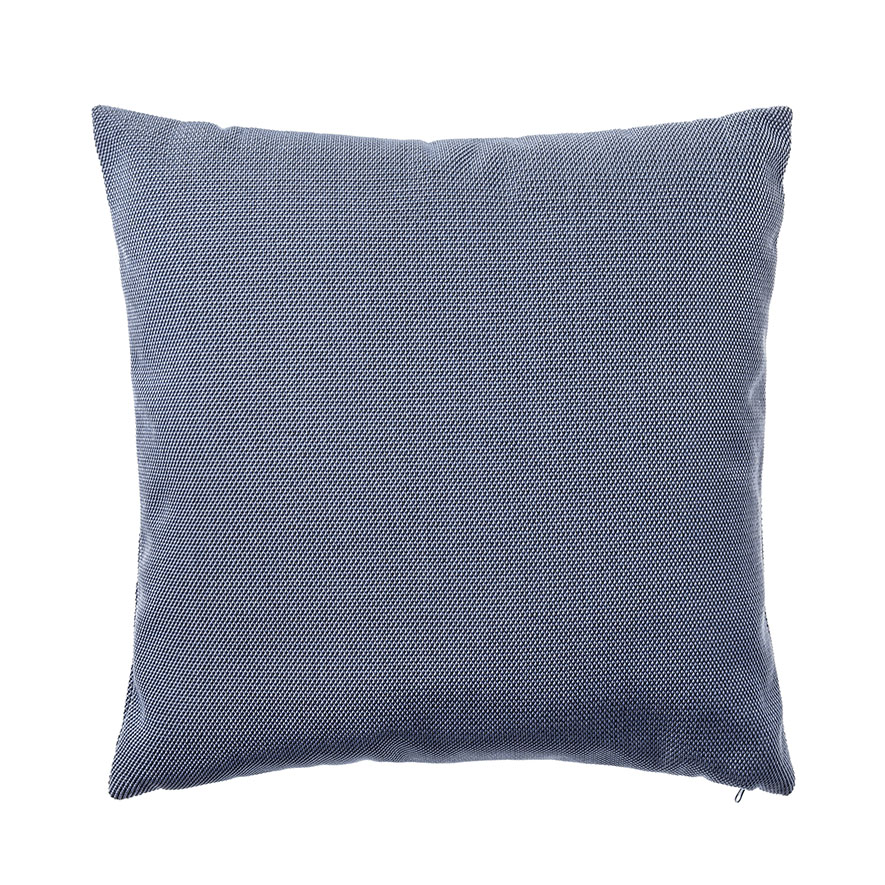 Airlie Outdoor Cushion 50x50cm Blue Square
