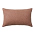 Zala Woven Cushion Dusty Rose