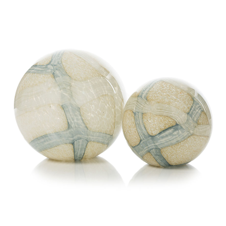 Mercer reid decorative ball multi homewares home for Homewares decorative items