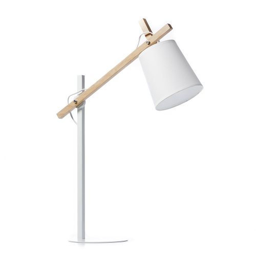 Oslo Table Lamp White