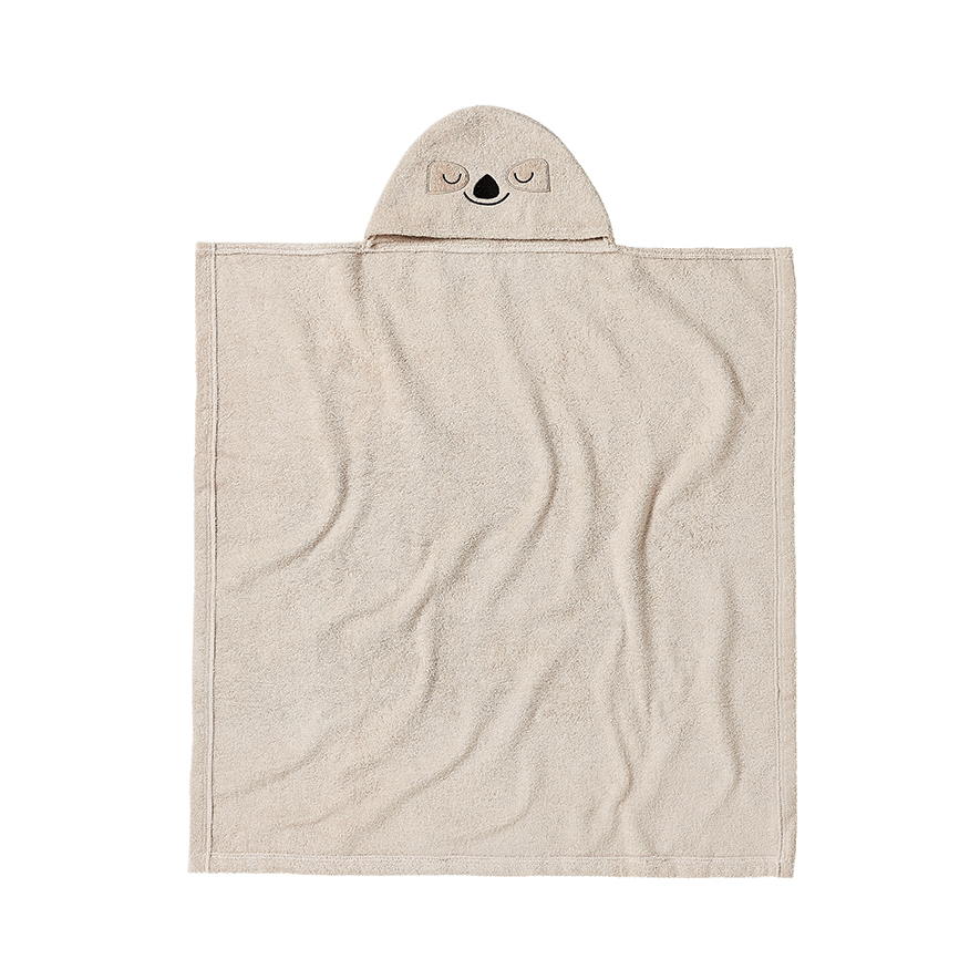 Adairs Baby Hooded Towel Amp Wash Mitt Set Home Amp Gifts