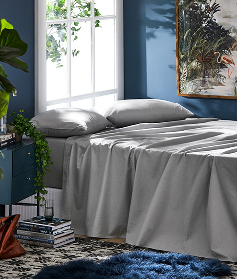 Step 1: Start with Flannelette Sheets – The Perfect Winter Base