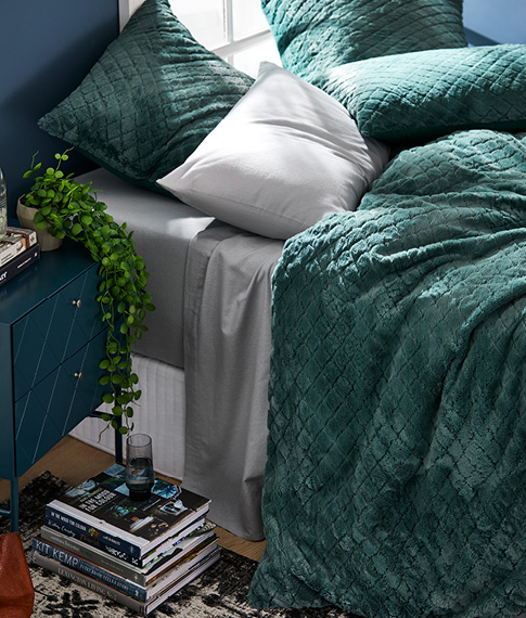 Step 3: Dress Your Bed with Beautiful Bedlinen