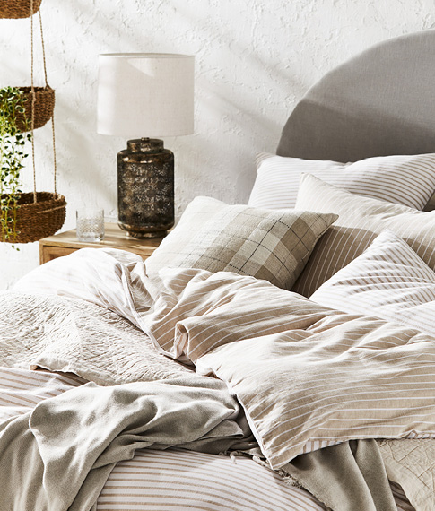 INTRODUCING OUR NEW LINEN COTTON RANGE