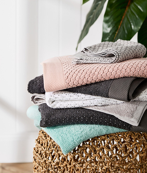 HOW TO CARE FOR YOUR BAMBOO NAVARA TOWELS