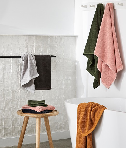 The Modern & Sophisticated Towel