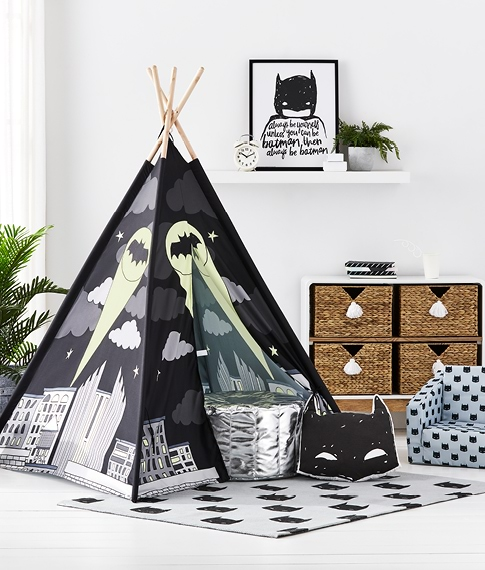 Batman City Tepee