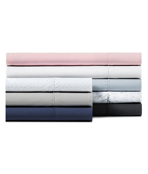 Fresh Cotton Percale Sheet Set