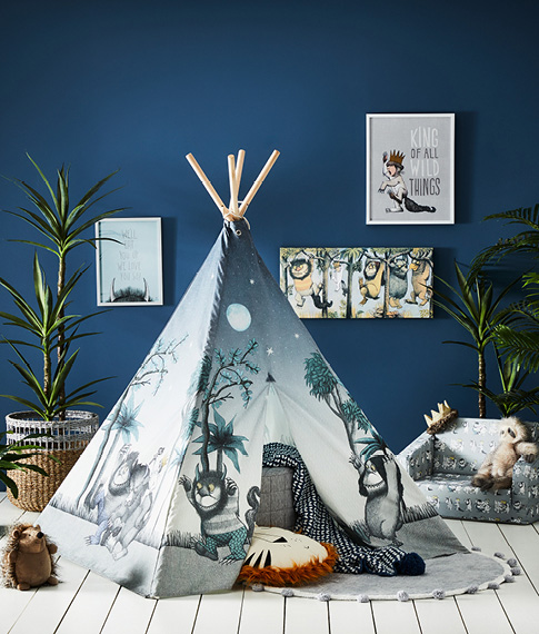 Where the Wild Things Are™ Teepee